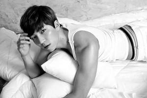 Soohyun teaser images for 'Mono Scandal'