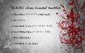 Tracklist for 'Mono Scandal' album! - u-kiss-%EC%9C%A0%ED%82%A4%EC%8A%A4 photo