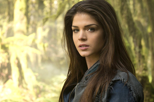 The 100 (TV Show) wallpaper containing a portrait entitled octavia blake