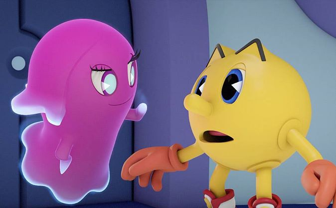 Pac-Man And The Ghostly Adventures Photo