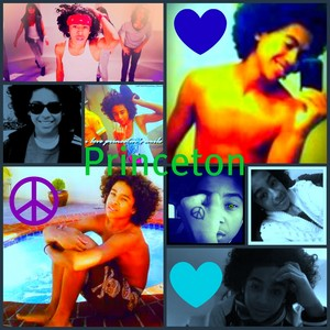 princeton takig pictures
