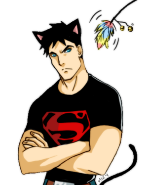 superboy kitty