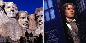 the 8th doctor looks like Thomas Jefferson