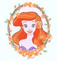 the little mermaid - disney fan art