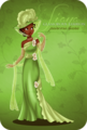 the princess and the frog - disney fan art