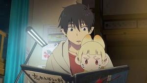 usamaru and rin <3