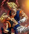 who can do this? defeat Gogeta and Vegeth