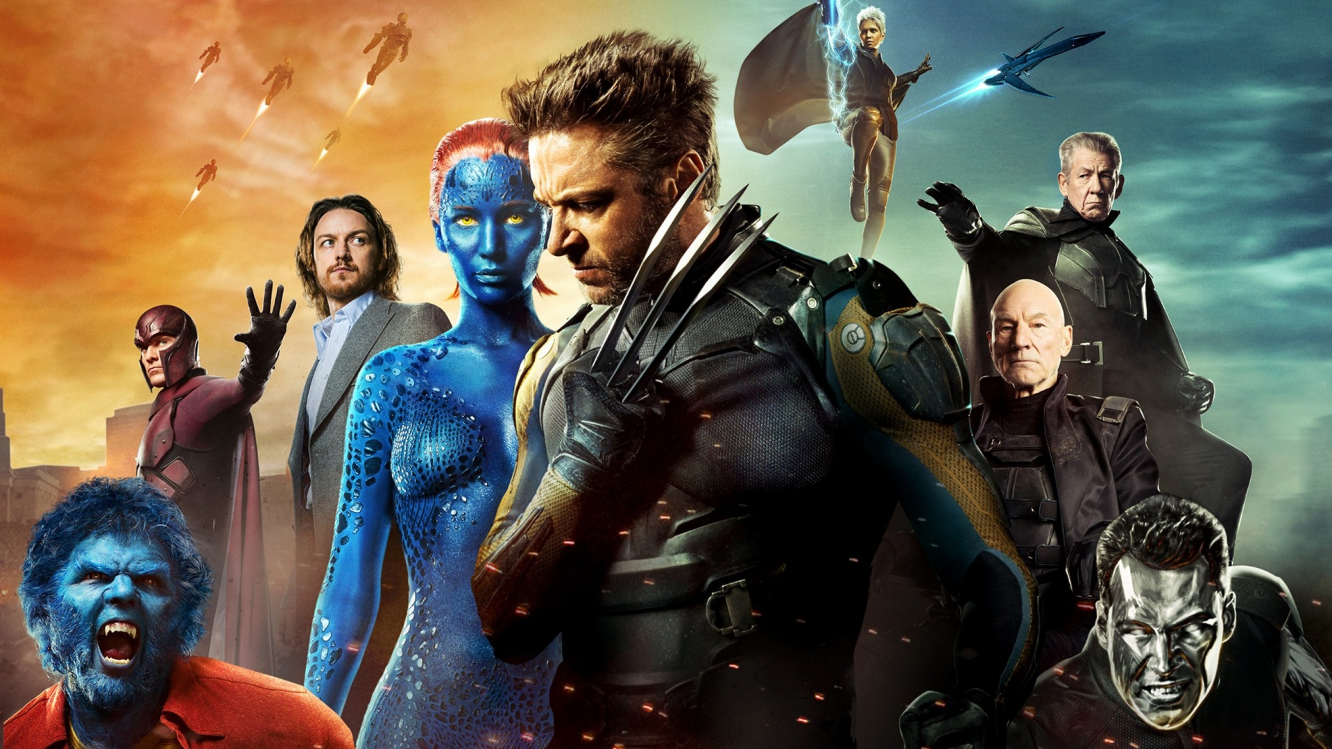 Marvel Live Action Movies Images Xmen Days Of Future Past Hd