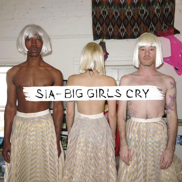 """Big girls cry"" Artwork"