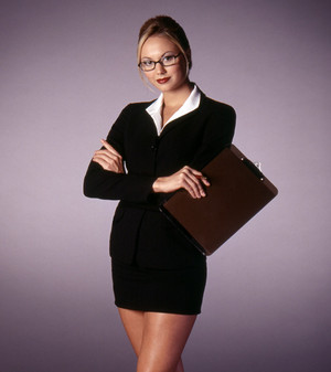 Business Divas - Stacy Keibler