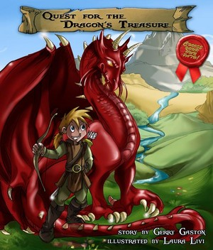 """""""Choose Your Own Path"""" Dragon Adventure!"""