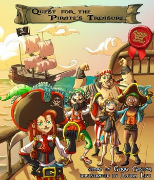 """Choose Your Own Path"" Pirate Adventure!"