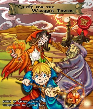 """""""Choose Your Own Path"""" Wizard Adventure!"""