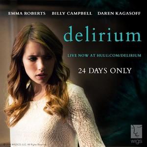 'Delirium' TV Pilot: Promotional Bilder