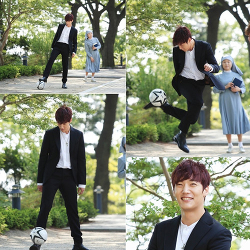 """Choi Jin Hyuk achtergrond containing a business suit and a well dressed person entitled """"Fated to Love You"""": Choi Jin Hyuk still cuts"""