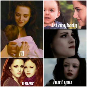 """I'll never let anybody hurt you"""