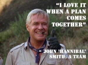 """ღJohn """"Hannibal"""" Smithღ"""
