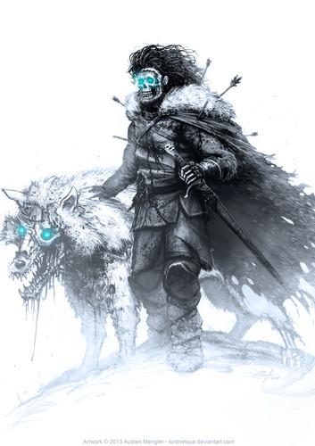 jon snow wallpaper called ** Jon Snow **