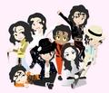 ♡ Michael - Manga style ♡