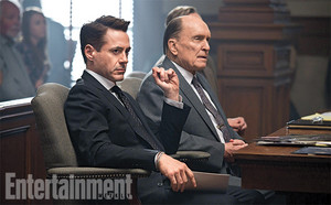'The Judge': Robert Downey Jr. fights the law, and his father -- FIRST LOOK