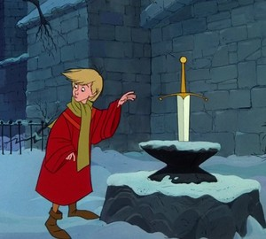 """""""The Sword In The Stone"""""""