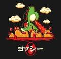 Yoshi    - yoshi fan art