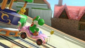Yoshi - Mario Kart 8