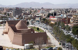 یخدان مویدی - کرمان