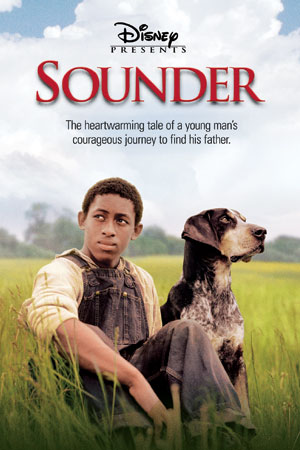 "1972 ディズニー Film, ""Sounder"", On DVD"