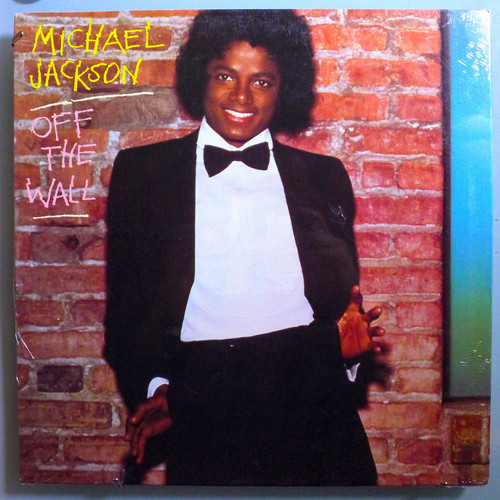 """The King Of Pop 壁紙 entitled 1979 Epic Release, """"Off The Wall"""""""