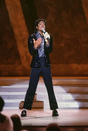 """1983 televisi Special, """"Motown 25"""""""