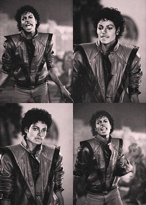 """1983 Video, """"Thriller"""""""