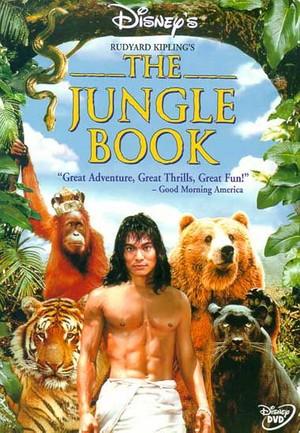 """1994 ডিজনি Film, """"Jungle Book"""", On DVD"""