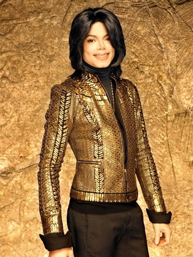 Michael Jackson Legacy achtergrond entitled 2007 EBONY Photoshoot