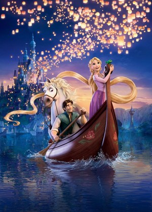 "2010 Disney Film ""Tangled"""