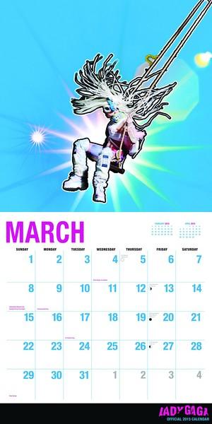 2015 Official Calendar