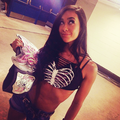 2x Divas Champion, AJ Lee