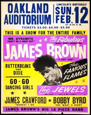 A Vintage show, concerto Tour Poster