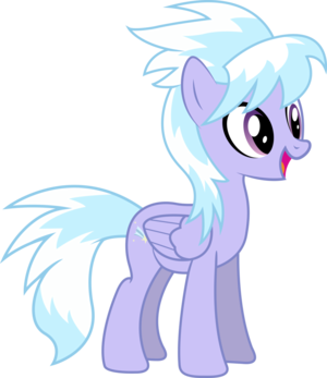 A pic of Cloudchaser made it here for some reason, but why not? :)