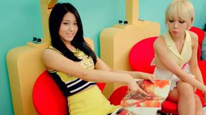 AOA Short Hair Seolhyun