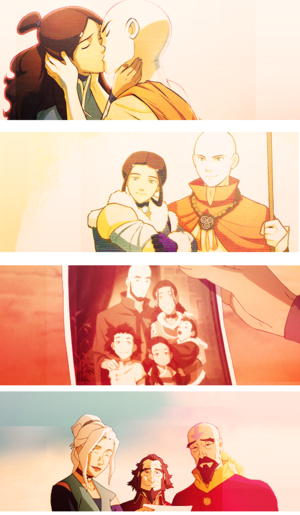 Aang's future 3