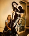 Ace Frehley and Jeanette