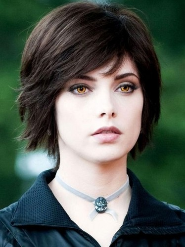 Ashley greene short haircut