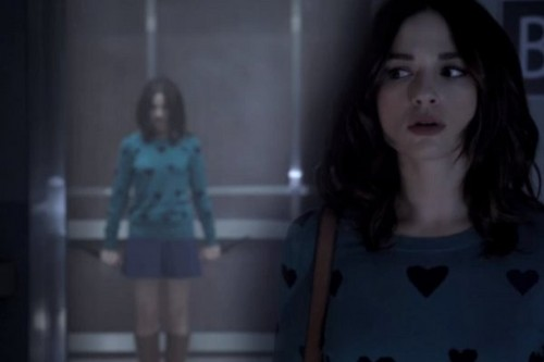 Teen Wolf wallpaper containing a top and a playsuit called Allison Argent <3