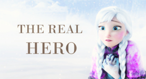 Anna the real hero