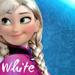 Anna with white hair