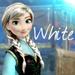 Anna with white hair Icon
