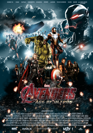 AoU ファン made Posters
