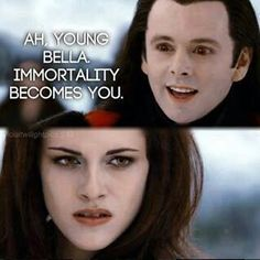 Aro and Bella,BD 2