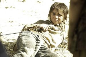 Arya Stark Season 1